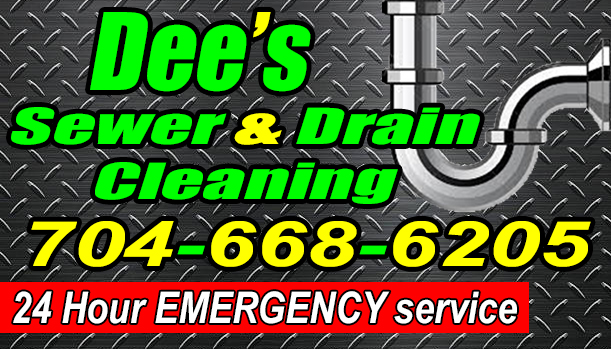 Dee's Sewer & Drain Cleaning Service